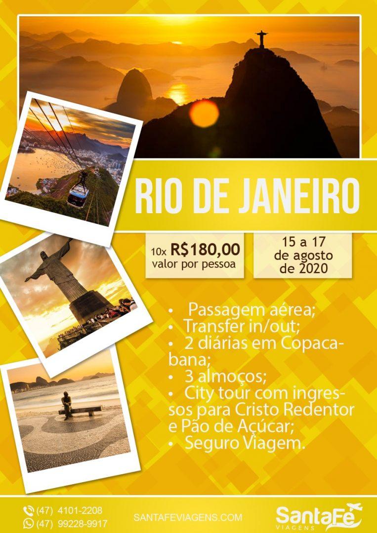 RIO DE JANEIRO 15 A 17